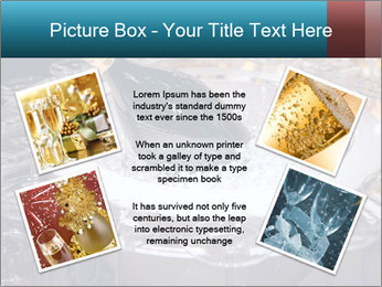 Champagne in bowl PowerPoint Templates - Slide 24