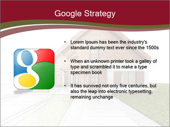 Classic house design PowerPoint Template - Slide 10