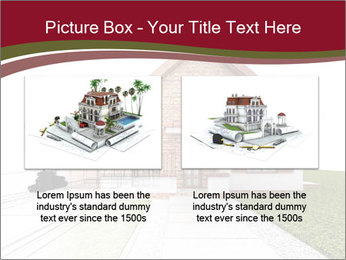 Classic house design PowerPoint Template - Slide 18