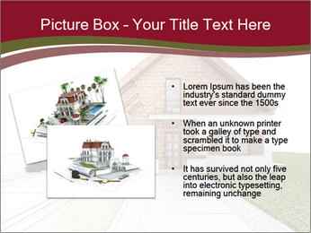 Classic house design PowerPoint Template - Slide 20