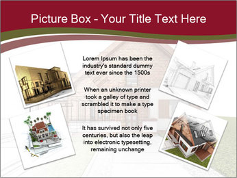 Classic house design PowerPoint Template - Slide 24