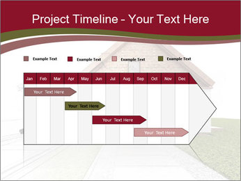 Classic house design PowerPoint Template - Slide 25
