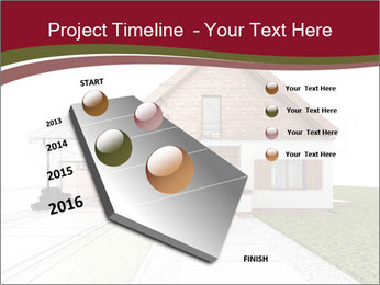 Classic house design PowerPoint Template - Slide 26