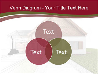 Classic house design PowerPoint Template - Slide 33