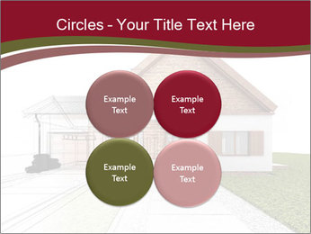Classic house design PowerPoint Template - Slide 38