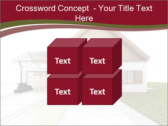 Classic house design PowerPoint Template - Slide 39