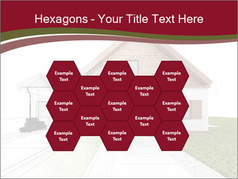 Classic house design PowerPoint Template - Slide 44