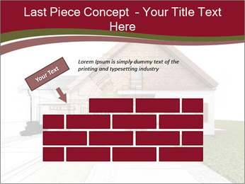 Classic house design PowerPoint Template - Slide 46
