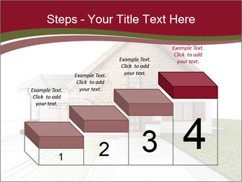 Classic house design PowerPoint Template - Slide 64