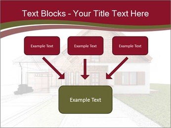 Classic house design PowerPoint Template - Slide 70