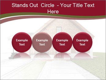 Classic house design PowerPoint Template - Slide 76