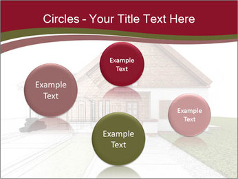 Classic house design PowerPoint Template - Slide 77