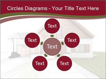 Classic house design PowerPoint Template - Slide 78