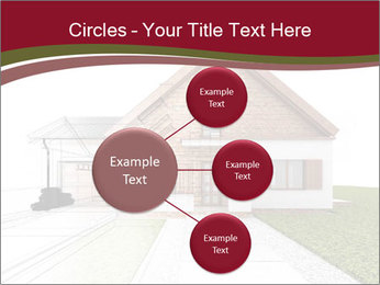 Classic house design PowerPoint Template - Slide 79