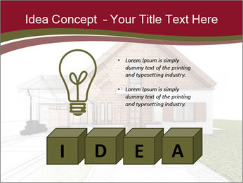Classic house design PowerPoint Template - Slide 80