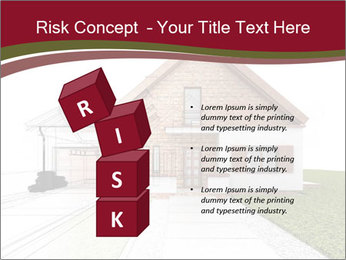 Classic house design PowerPoint Template - Slide 81