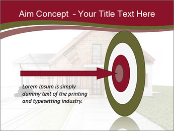 Classic house design PowerPoint Template - Slide 83