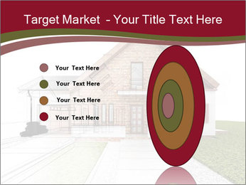 Classic house design PowerPoint Template - Slide 84