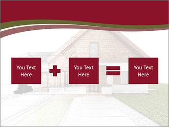 Classic house design PowerPoint Template - Slide 95