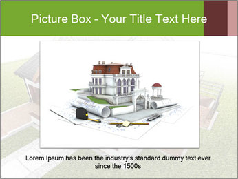 Classic house design PowerPoint Template - Slide 16