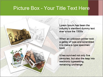 Classic house design PowerPoint Template - Slide 23