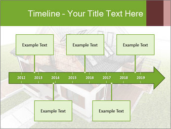 Classic house design PowerPoint Template - Slide 28