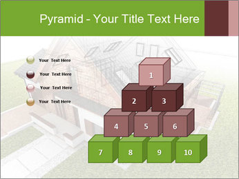 Classic house design PowerPoint Template - Slide 31