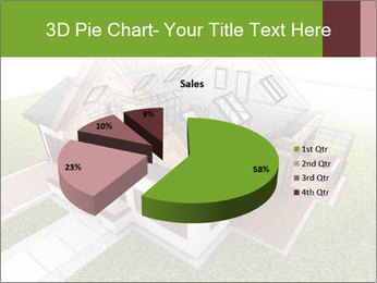 Classic house design PowerPoint Template - Slide 35