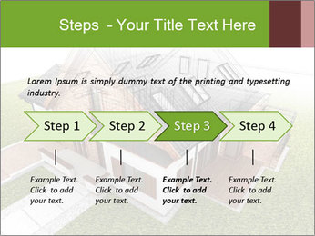 Classic house design PowerPoint Template - Slide 4