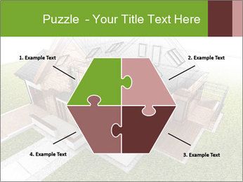 Classic house design PowerPoint Template - Slide 40
