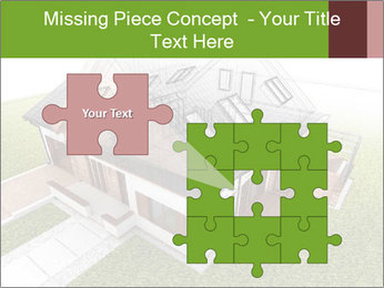 Classic house design PowerPoint Template - Slide 45