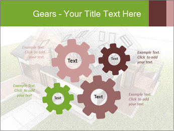 Classic house design PowerPoint Template - Slide 47