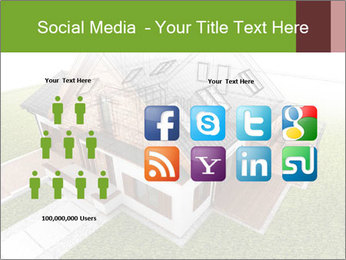 Classic house design PowerPoint Template - Slide 5