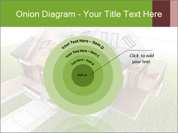 Classic house design PowerPoint Template - Slide 61