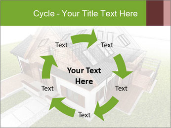 Classic house design PowerPoint Template - Slide 62