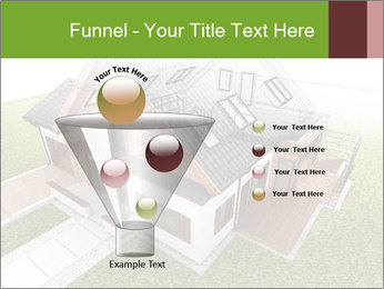 Classic house design PowerPoint Template - Slide 63