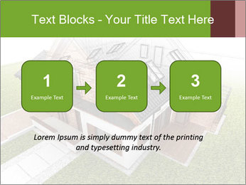 Classic house design PowerPoint Template - Slide 71