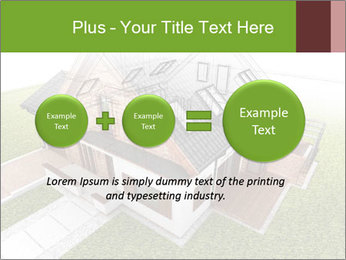 Classic house design PowerPoint Template - Slide 75
