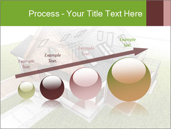 Classic house design PowerPoint Template - Slide 87