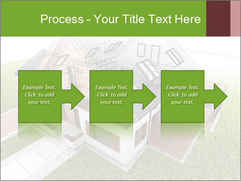 Classic house design PowerPoint Template - Slide 88
