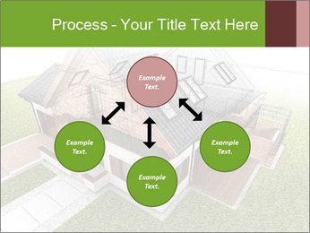 Classic house design PowerPoint Template - Slide 91