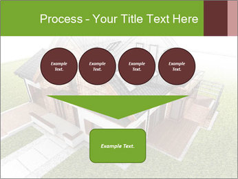Classic house design PowerPoint Template - Slide 93