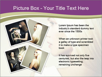 Fashion woman PowerPoint Template - Slide 23