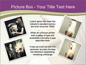 Fashion woman PowerPoint Template - Slide 24