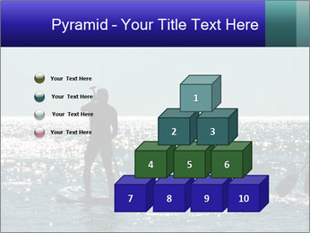 Group on the water PowerPoint Template - Slide 31