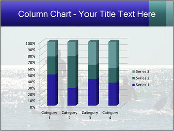 Group on the water PowerPoint Template - Slide 50