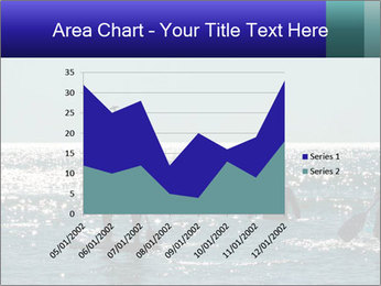 Group on the water PowerPoint Template - Slide 53