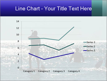 Group on the water PowerPoint Template - Slide 54