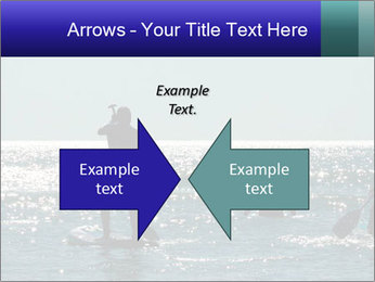 Group on the water PowerPoint Template - Slide 90