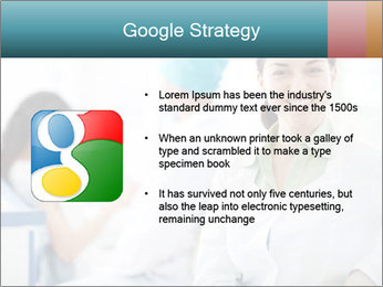 Dentist and patient PowerPoint Templates - Slide 10